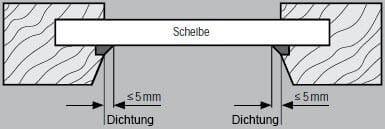 Dichtung kleiner 5mm