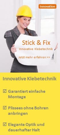 Innovative Klebetechnik