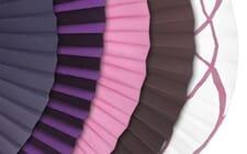 Atmosphäre in violett