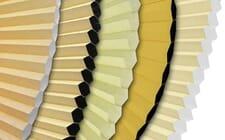 Energie sparen in gelb