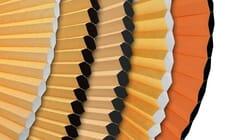 Energie sparen in orange