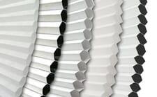 Energie sparen in weiß