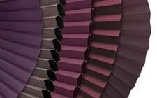 Verdunkeln in violett