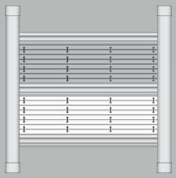 DF Comfort 30 Mit Seitenschienen