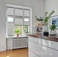 Plissee Faltstore - eine einzigartige Fensterdekoration