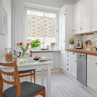plissee mit muster oder motiv online plissee experte. Black Bedroom Furniture Sets. Home Design Ideas