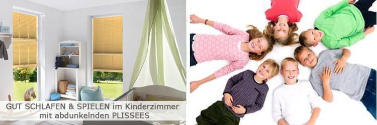 Kinderzimmer Plissee von Plissee Experte